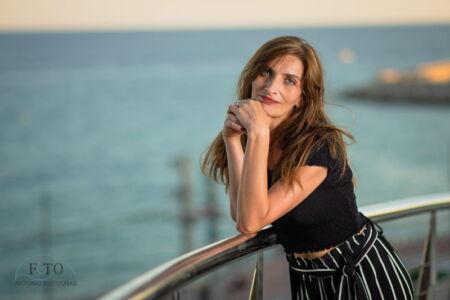 Sesión fotográfica en exteriores por Tarragona con Katy