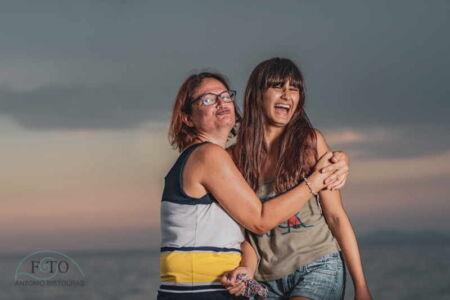 Tarde de sesión fotográfica y risas por Salou, Tarragona