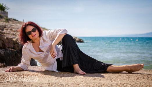 Sesión fotográfica en Salou, exteriores en verano