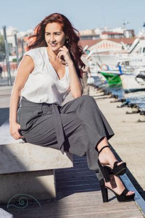 Sesión fotográfica con Catalina, Tarragona